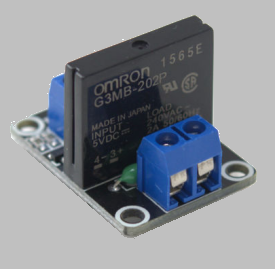 1-way solid-state relay