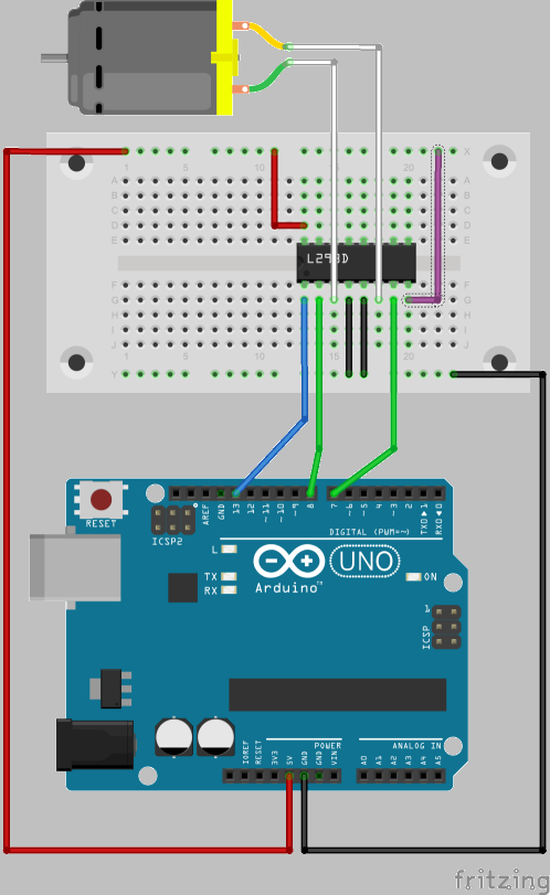 Arduino version 0018